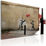 Obraz - No ball games (Banksy)