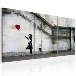 Obraz - There is always hope (Banksy) - triptych