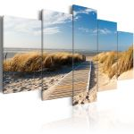 Obraz - Unguarded beach - 5 pieces