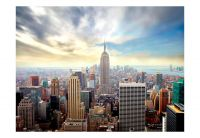 Fototapeta - Pohled na Empire State Building - NYC