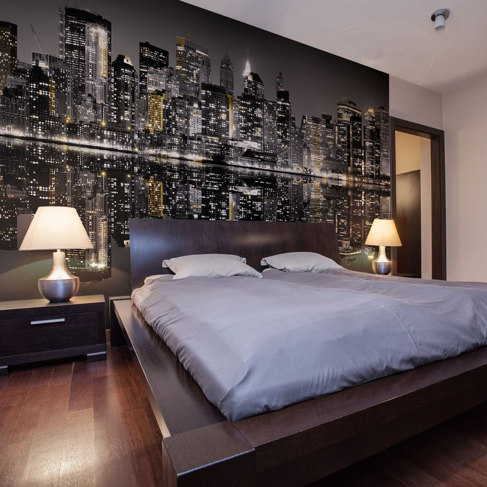Fototapeta ern new york for Poubelle new york chambre