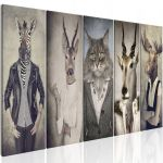 Obraz - Animal Masks I