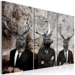 Obraz - Deer in Suits I