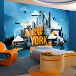 Fototapeta - New York - welcome
