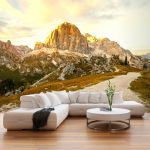 Fototapeta - Beautiful Dolomites