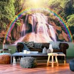 Fototapeta - Magical Waterfall