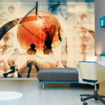 Fototapeta - I love basketball!