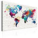 Obraz - Modern Style: Walls of the World