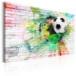 Obraz - Colourful Sport (Football)