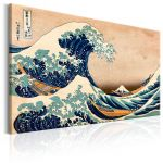 Obraz - The Great Wave off Kanagawa (Reproduction)