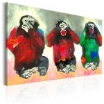 Obraz - Three Wise Monkeys