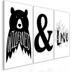 Obraz - Willderness and Love (Collection)