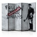 Paraván - Dreams Cancelled (Banksy) II