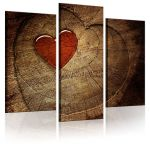 Obraz - Old love does not rust - triptych