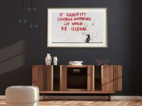 Plakát  - Banksy: If Graffiti Changed Anything - Banksy: If Graffiti Changed Anything